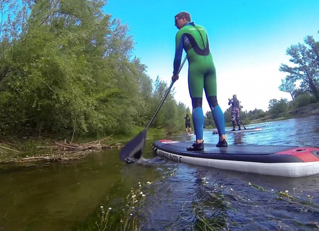 Activités Stand Up Paddle