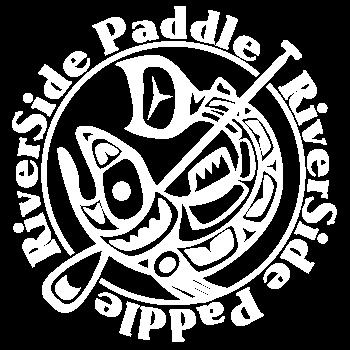 Riverside Paddle Logo